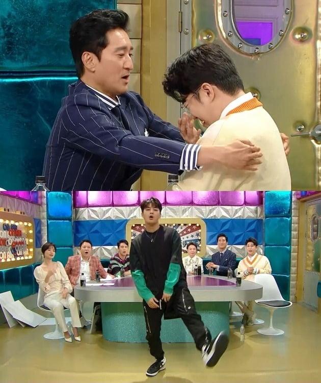 '라스' 장민호./사진제공=MBC
