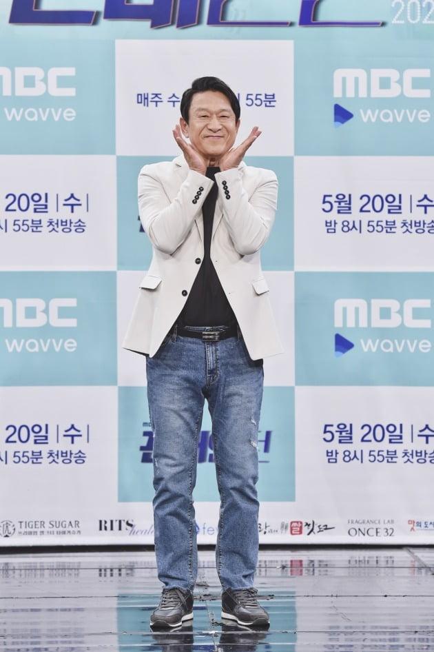 배우 김응수./사진제공=MBC