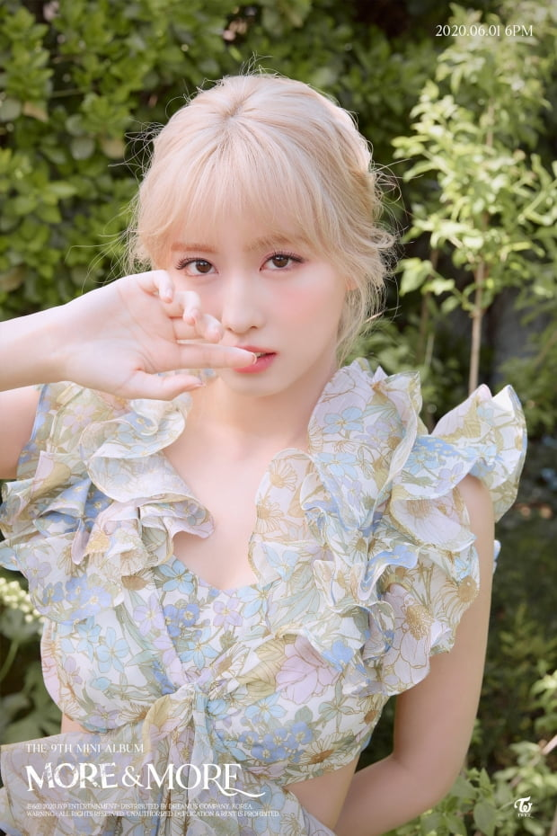 그룹 트와이스의 모모 / 사진제공=JYP엔터테인먼트