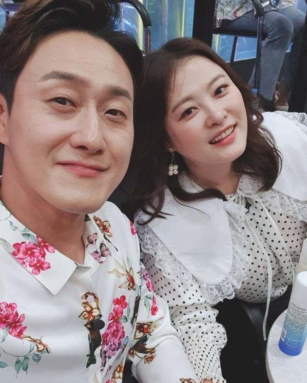 김원효-심진화 부부 / 사진=심진화 인스타그램