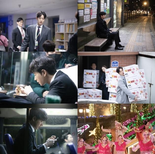 '꼰대인턴' 박해진/ 사진=MBC 제공