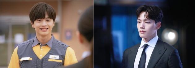 '쌍갑포차' 육성재, '호텔델루나' 여진구./사진제공=JTBC, tvN