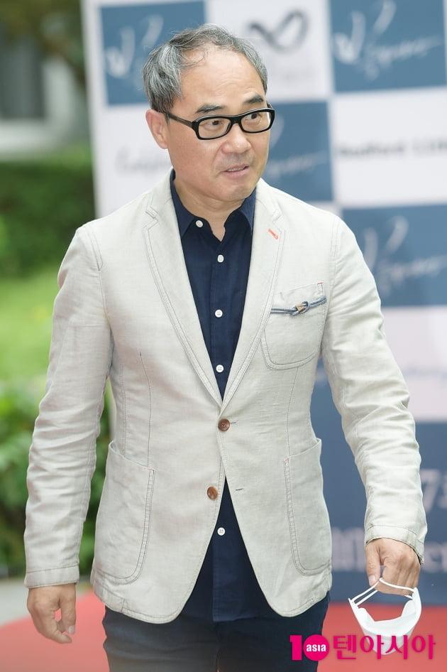 [TEN 포토] '들꽃영화상' 강신일, '멋쟁이 신사'