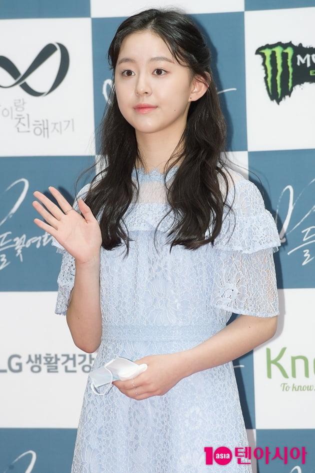 [TEN 포토] '들꽃영화상' 박지후, '순수미 가득'