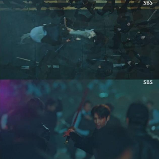 '더 킹' 이민호/사진=SBS '더 킹:영원의 군주' 영상 캡처
