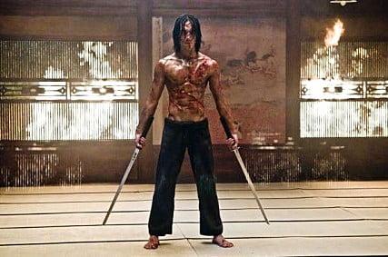비의 할리우드 주연작 '닌자 어쌔신' 한 장면