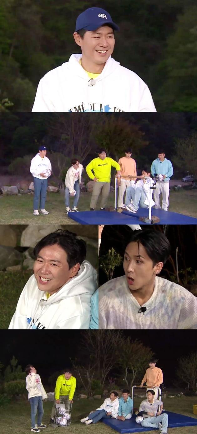 '1박 2일' 시즌4 연정훈./ 사진제공=KBS