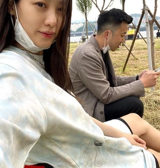배우 수현./ 사진=인스타그램