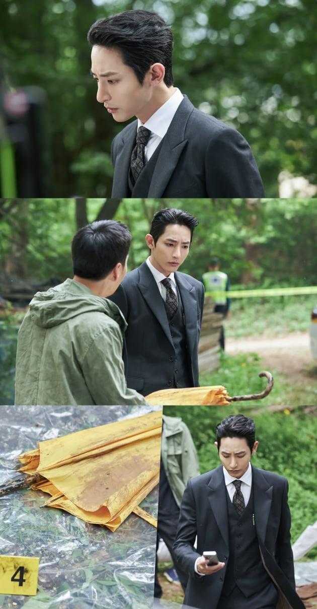'본 어게인' 이수혁 스틸컷/ 사진=KBS2 제공