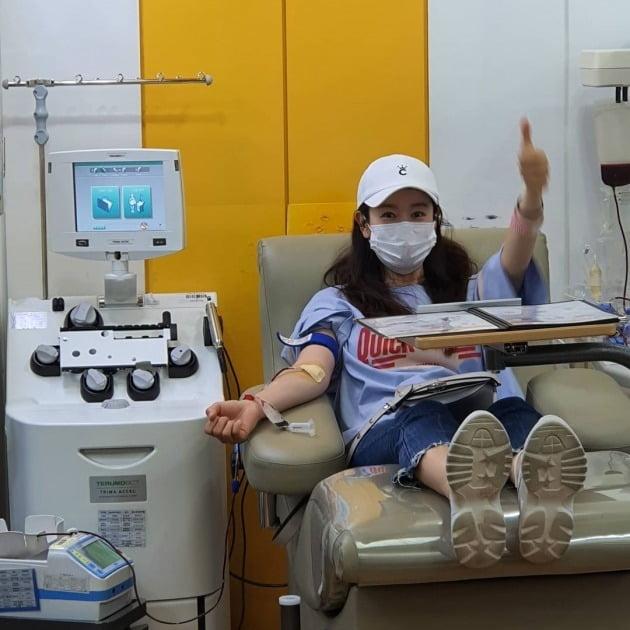 배우 이태란 / 사진=이태란 인스타그램