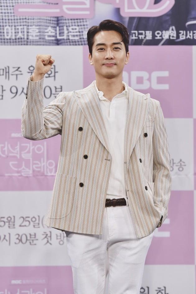 배우 송승헌./사진제공=MBC
