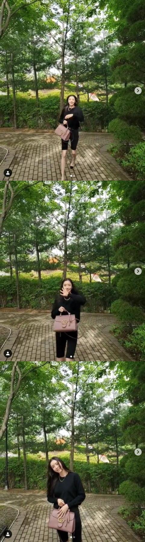 사진=이다희 인스타그램 캡처
