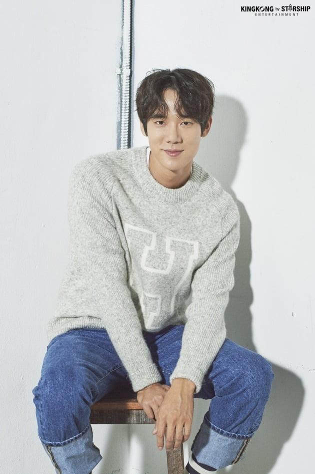 배우 유연석. /사진제공=킹콩 by 스타쉽