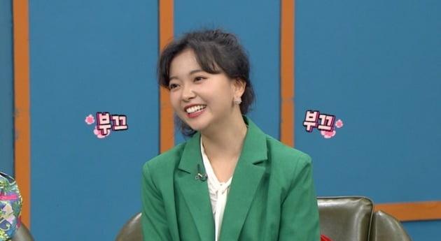 '비디오스타' 요요미 / 사진제공=MBC에브리원