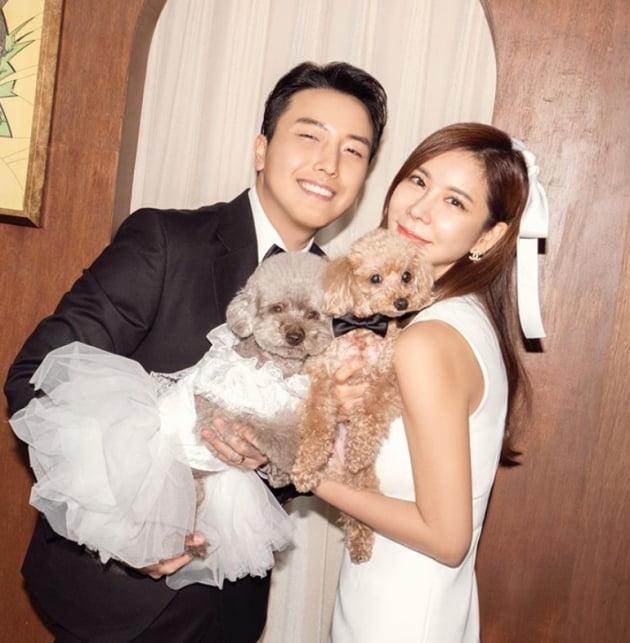 김준희 가족 사진./ 사진=인스타그램