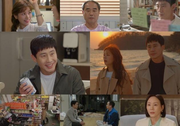 '영혼수선공' 신하균이 강신일의 틱 장애에 대해 진단했다. / 사진=KBS2 '영혼수선공' 방송화면 캡처