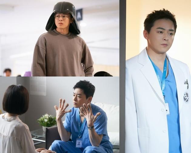 '슬기로운 의사생활' 조정석 / 사진제공=tvN