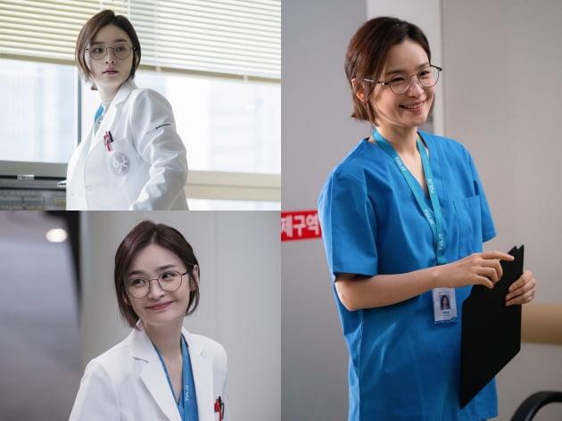 '슬기로운 의사생활' 현장 스틸컷. /사진제공=tvN