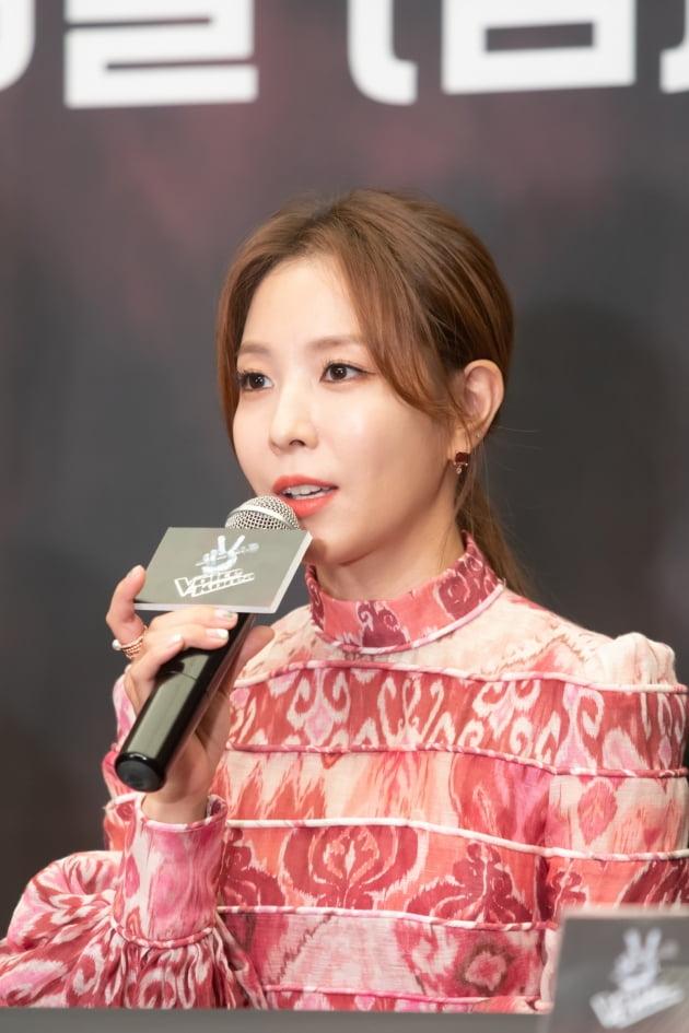 가수 보아/ 사진=Mnet 제공