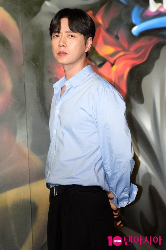 [TEN 포토] '꼰대인턴' 박해진, '실감나는 꼰대 눈빛!'