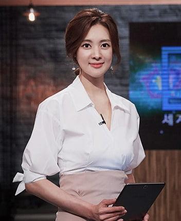 강서은 전 KBS 아나운서