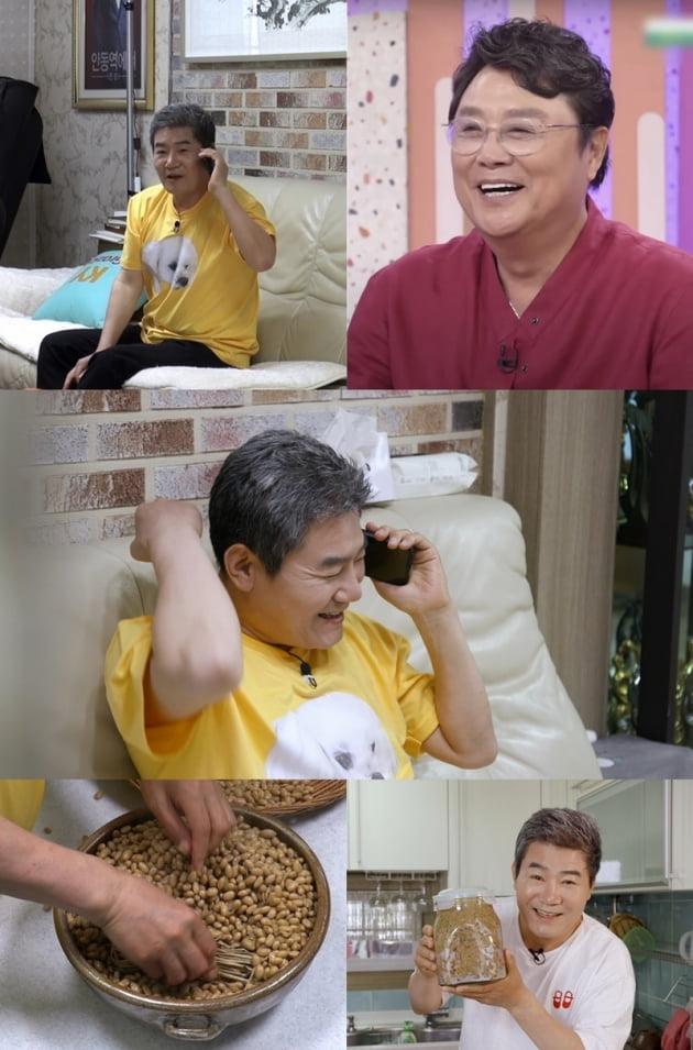 '신상출시 편스토랑' 진성 남진 / 사진 = KBS 제공