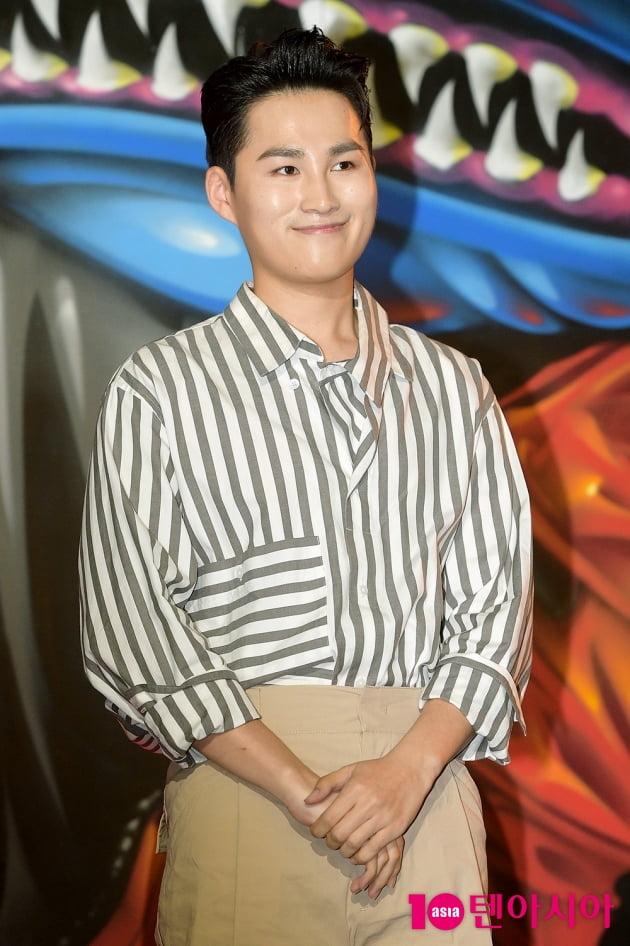 [TEN 포토] 김희재, '꼰대인턴 OST 참여했어요'
