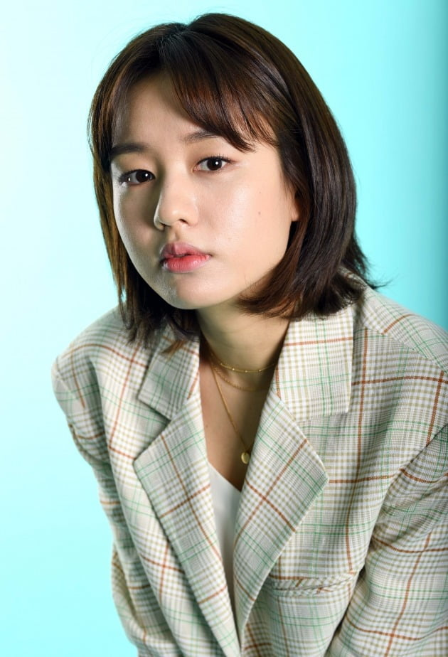 tvN 드라마 '슬기로운 의사생활'에서 율제병원의 산부인과 레지던트 2년 차 추민하 역으로 열연한 배우 안은진. /조준원 기자 wizard333@