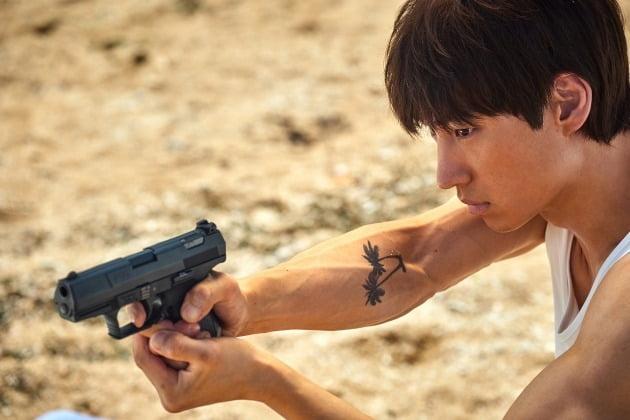 영화 '사냥의 시간' 이제훈 / 사진제공=넷플릭스