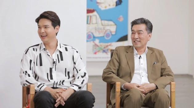 '가장 보통의 가족' 류지광 부자 / 사진제공=JTBC