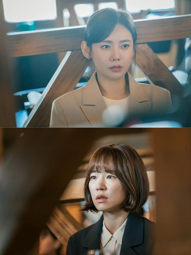 '아는 건 별로 없지만 가족입니다' 추자현 한예리 / 사진 = tvN 제공