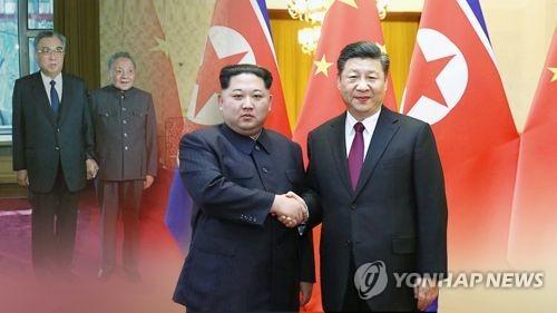 북한도 홍콩보안법에 관심…미중갈등 고조 속 북중 우호 과시