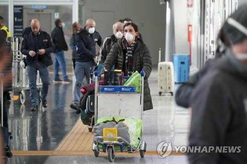유럽항공안전청, 항공 여행시 마스크·거리두기 권고