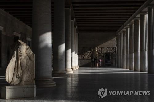 """그리스, 내달 15일 관광 재개…""""코로나 격리 없이 샘플 검사"""""""
