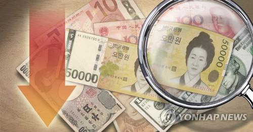 미중 갈등 고조에 원/달러 환율 상승…1,237원 마감