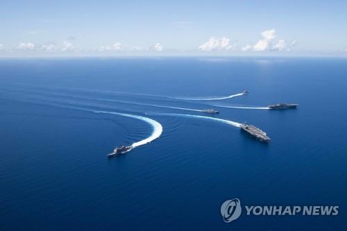 """미국과 맞선다…""""중국 군부, 국방예산 9% 증액 추진"""""""