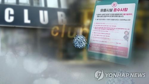 코로나19 신규확진 사흘째 20명대…클럽발 'n차 감염' 확산(종합)