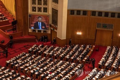 """외신 """"중국 거수기 의회가 홍콩보안법 통과"""" 미중충돌 우려"""