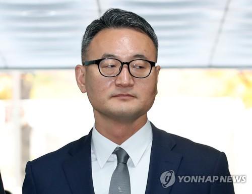 '1억 금품수수' 이동호 전 고등군사법원장 1심 징역 4년