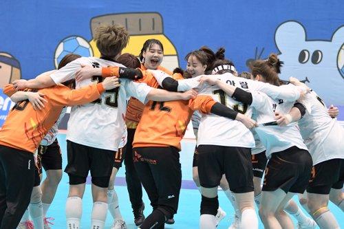 여자핸드볼 SK, 유소년 클럽팀 창단 협약식 개최