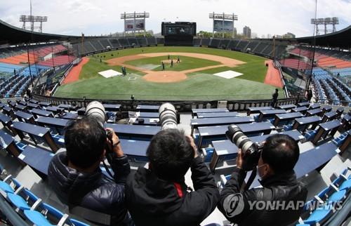 """""""미국 야구팬 85% KBO리그 경기 보겠다""""[야후스포츠]"""