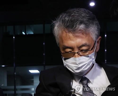 검찰, 신라젠 문은상 대표 구속영장…미공개정보 주식거래 혐의