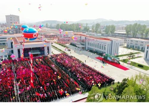 20일 만에 세상에 모습 드러낸 김정은…주요외신 긴급 보도(종합)