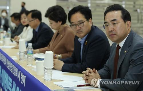 당정청, 코로나19 취약계층 제도개선 논의