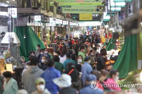 '지역상권 돕자'…재난지원금 소비촉진에 팔 걷은 지자체들