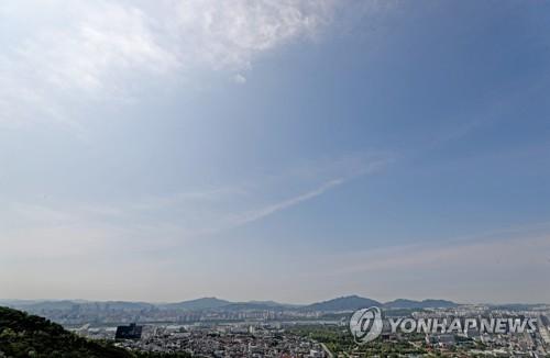 전북 대체로 맑음…낮 최고기온 23∼27도