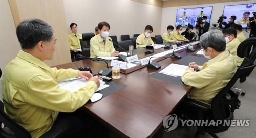 """박능후 """"학교 주변 노래방·PC방 방문 자제해달라"""""""
