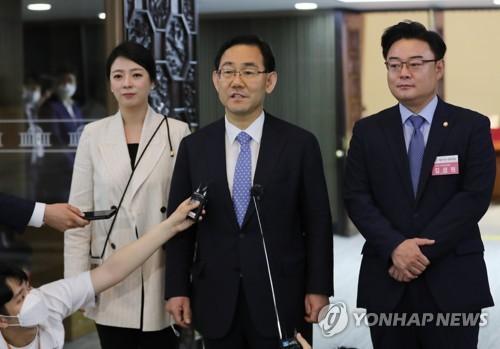통합-한국 5월내 합당, 재보궐까지 김종인 비대위(종합)