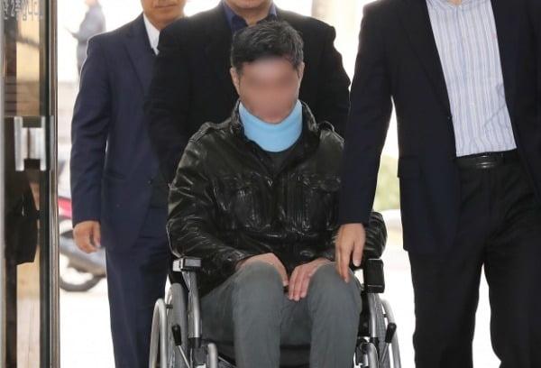 조국 전 법무부장관의 동생 조권씨/사진=연합뉴스