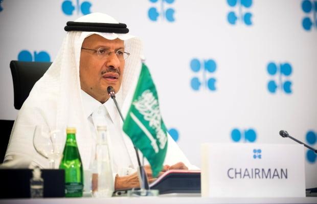 사우디아라비아 에너지부가 국영 석유사 아람코에 추가 감산을 지시했다. 사진=로이터
